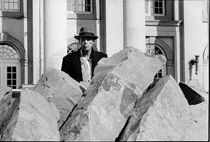 Joseph Beuys. Il basalto e la quercia.