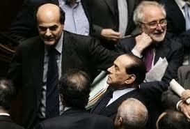 Bersani e Berlusconi