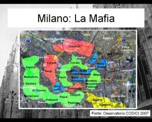 Edilizia e Mafia a Milano
