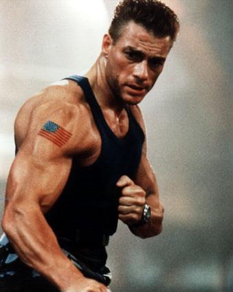 Classify Jean Claude Van Damme
