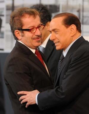 Berlusconi Maroni