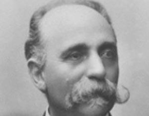 Camillo Golgi. Primo Premio Nobel italiano. Terzo classificato alla Gran Premio Internazionale di baffi di Ozzero nel 1905