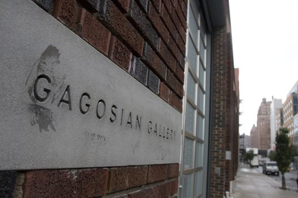 Gagosian Gallery New York