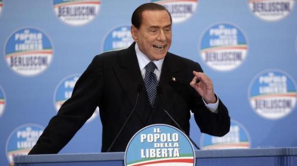 Berlusconi 3 febbraio